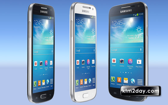 Samsung Galaxy S4 Mini launching next week