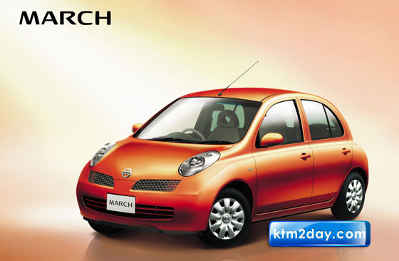 Nissan March set to make Nepal debut in October