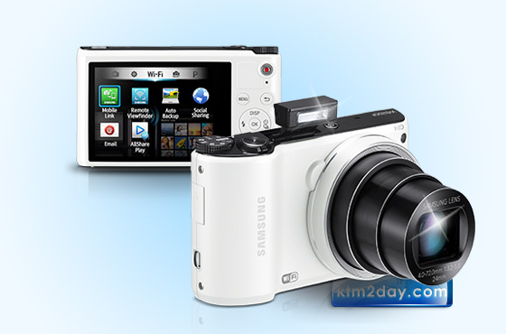 Samsung smart cameras launched