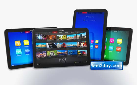 Tablet PC craze hits Nepal