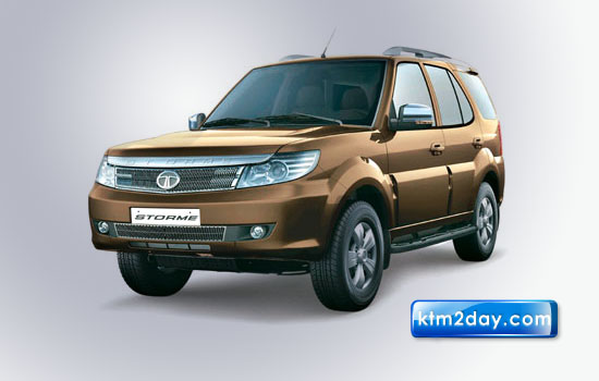 Tata Storme launched in LX and VX models