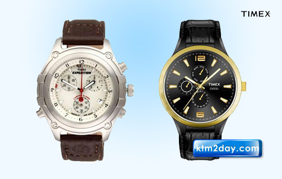 Timex watches launches new models