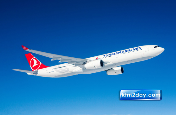 Turkish Airlines starts flight to Kathmandu
