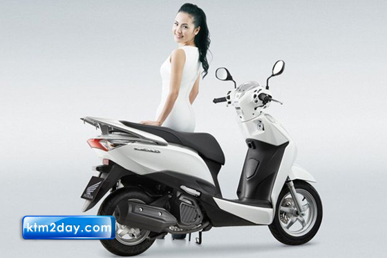 New Honda Activa-i scooter launched