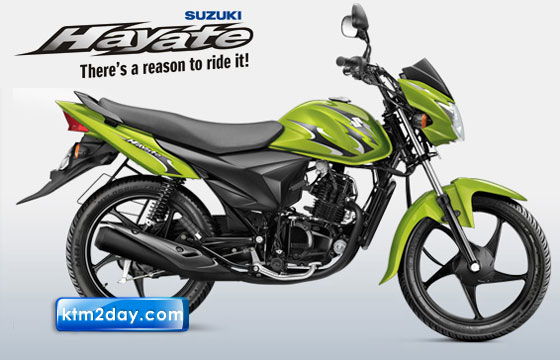 Suzuki Hayate launched in Nepal