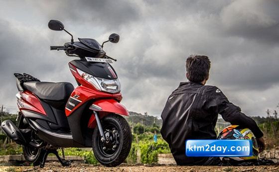 Yamaha Ray Z scooter launched in Nepal