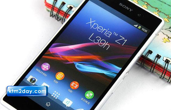 Sony Xperia Z1 launched in Nepali market
