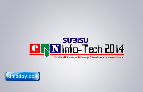 CAN Info-Tech 2014 starts from Jan 2