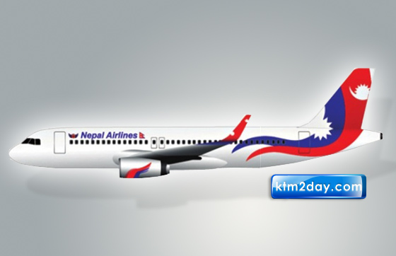 Nepal Airlines new livery design to reflect national identity