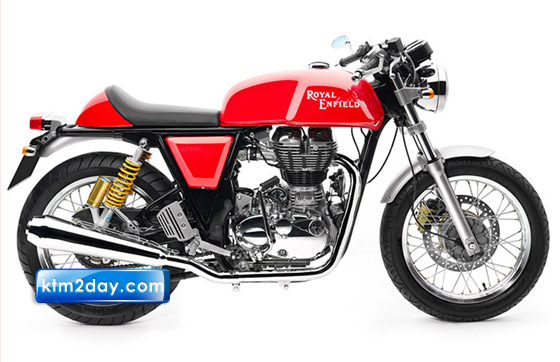 Royal Enfield GT Continental 535 launched