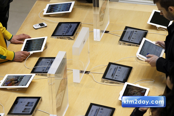 Apple opens showroom in Capital