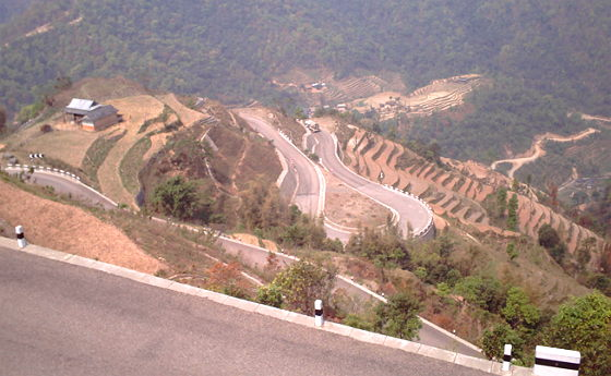 Mid-Hill Highway to be operational within a month