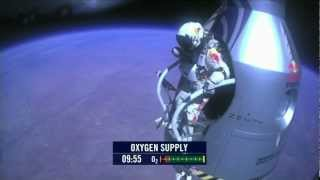 Felix Baumgartner Space Jump World Record 2012 Full HD 1080p