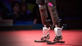 Ted Talks : Robocop like Bionics