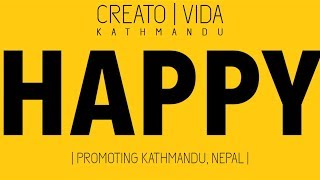 Pharrell Williams - Happy Kathmandu (Nepal)