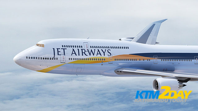 Jet Airways adds third daily flight to New Delhi