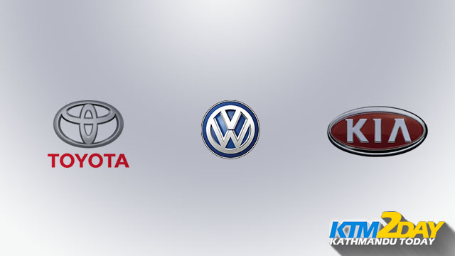 New models from Toyota, Volkswagen and Kia arriving soon