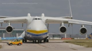 Worlds Largest Aircraft - Antonov 225