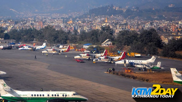 Sixteen domestic airlines grounded