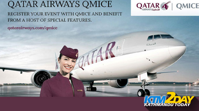 Qatar Aiways introduces QMICE