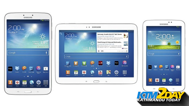 Samsung Galaxy Tab 4 launched in Nepal