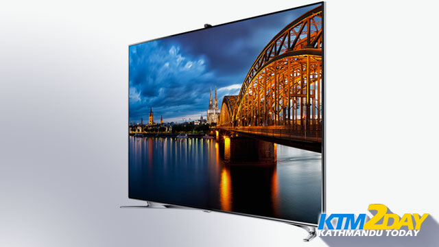 Samsung 46 Inch 3D LED TV UA-46F8000