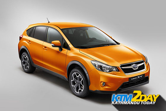 Subaru XV Crosstrek Launched In Nepal