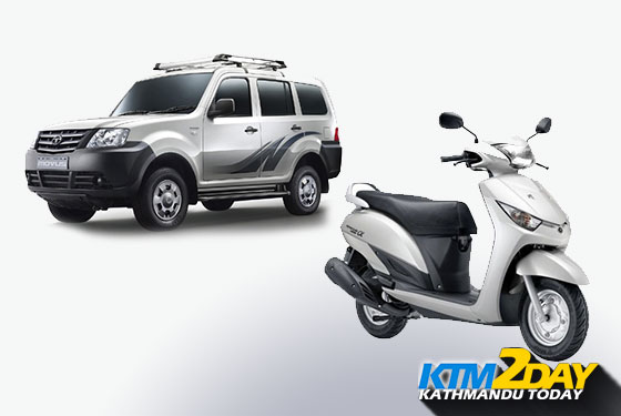 Yamaha and Tata launch new vehicles