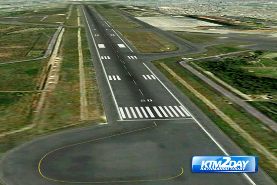 Tribhuvan International Airport to get $ 28 million for runway fixes