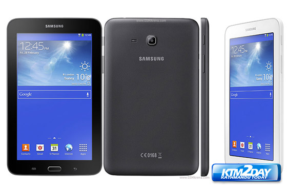 Samsung Galaxy Tab 3 T111 Price In Nepal