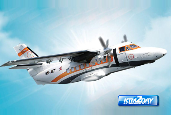 Goma Air to start flights to Lukla and Jomsom