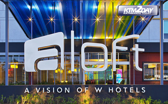 Starwood's Aloft brand to debut in 2017