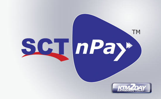 SCT launches nPay online gateway service in Nepal
