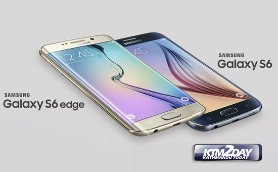 Samsung Galaxy S6 and S6 Edge Price In Nepal