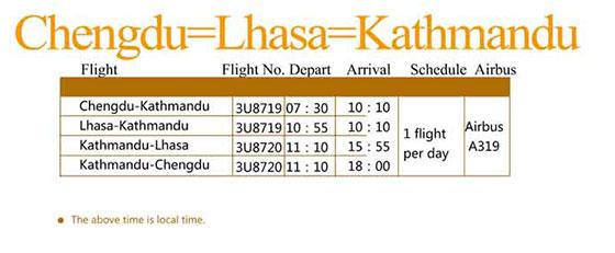 sichuan-flight-schedule