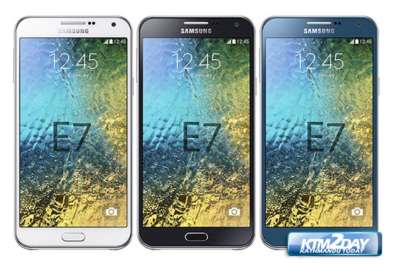 Samsung Galaxy E7 Price in Nepal