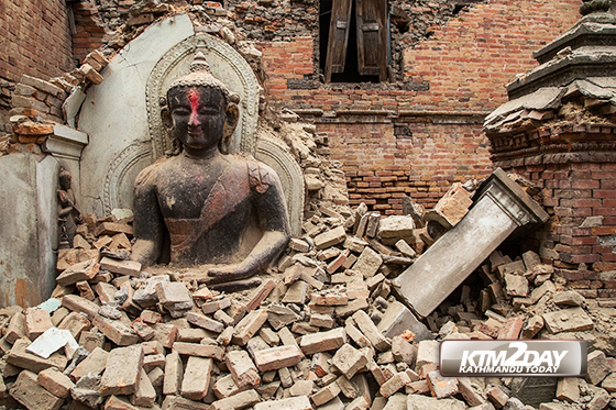 Nepal's earthquake cripple the state's economic future