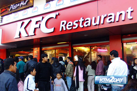 KFC PizzaHut ceases operations in Nepal