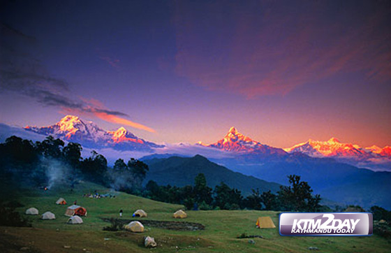 Annapurna Region safe for trekking