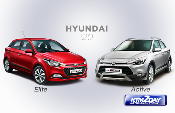 Hyundai launches i20 Active and Elite i20