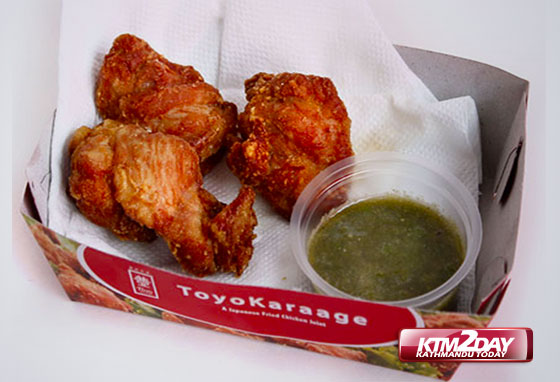 ToyoKaraage opens new outlets at Maharajgunj and Baluwatar