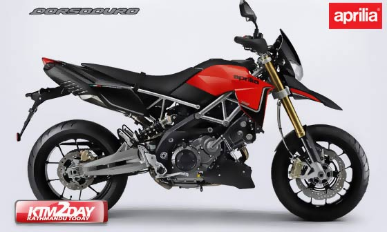 Aprilia Dorsoduro 750 ABS launched in Nepal