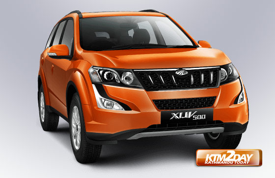 Mahindra XUV500 launched in Nepal