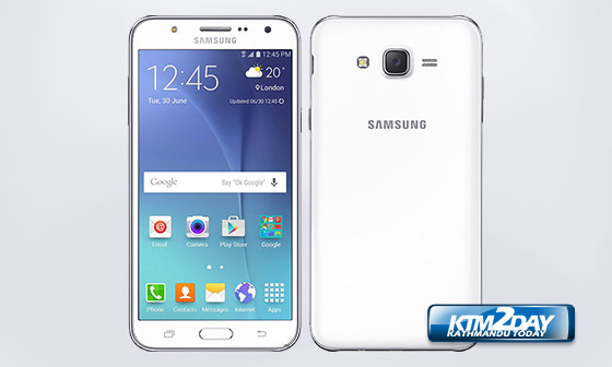 Samsung Galaxy J5 Price in Nepal