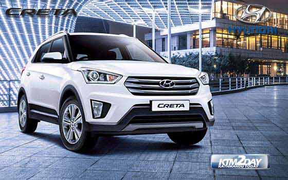 Hyundai Creta launched in Nepal