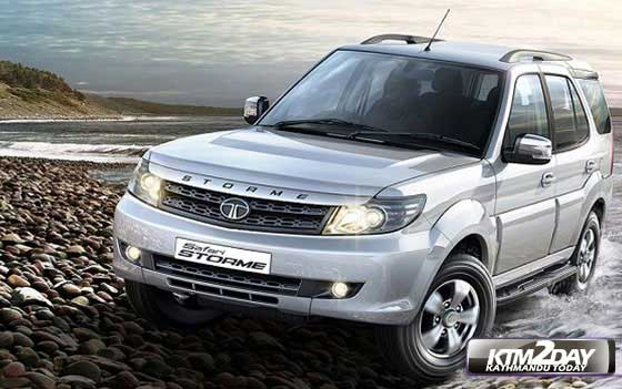 Tata launches the all new Storme in Nepal