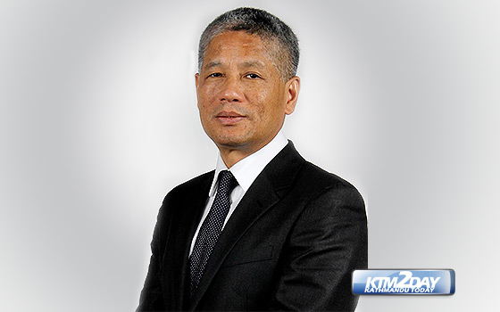 Shesh Ghale shifts horizons to office for market site