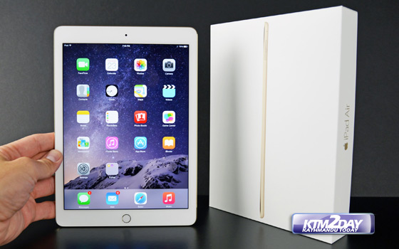 Apple iPad Air 2 Price In Nepal