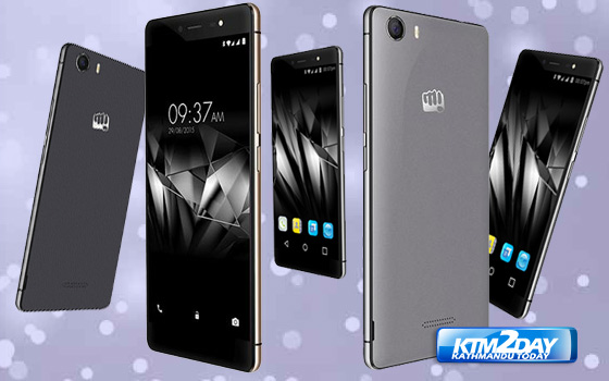 Micromax Canvas 5 launched in Nepal