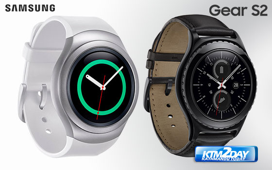 Samsung Gear S2 launched in Nepal